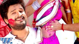 getlinkyoutube.com-लरs लरs करेला खजनवा रे दिदिया - Lalka Rang - Ritesh Pandey - Bhojpuri Hot Holi Songs 2016 new