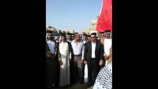 getlinkyoutube.com-حضور امير مياح واستقباله من قبل الشبخ علي غليم