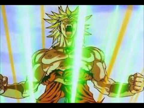 broly the god of war z