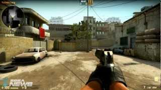 CS:GO Deagle Weapon Guide: Accuracy Secrets, Wireframe Damage Analysis, Recoil Compared