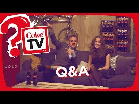 Q&A INDOOR SKYDIVING | #AskCokeTV