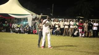 NYOTA NDOGO AND ALLY B LIVE PERFOMANCE.- WE NI WANGU : YOUTH DAY.. MOMBASA COUNTY