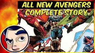 getlinkyoutube.com-All New All Different Avengers - Origins
