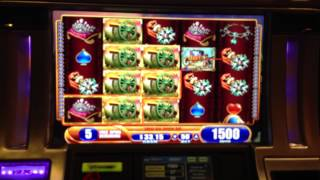 getlinkyoutube.com-Napoleon and Josephine Slot Machine bonus decent win
