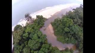Les rivières d'Oyane, Ndoudi et de Nyonié Gabon