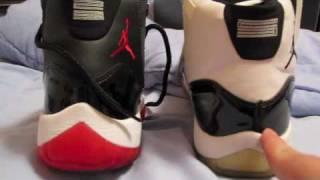 getlinkyoutube.com-Jordan Xi Real or Fake?