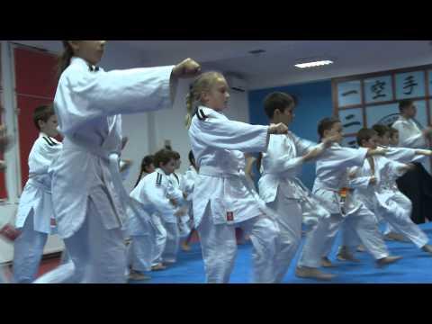 Aikido za decu - školski uzrast