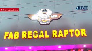 Regal Raptor Motor Cycles Now in Hyderabad - Bigbusinesshub.com