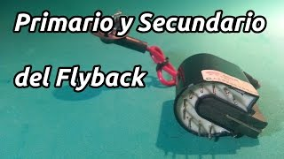 getlinkyoutube.com-Como Encontrar el Primario y Secundario de un Flyback