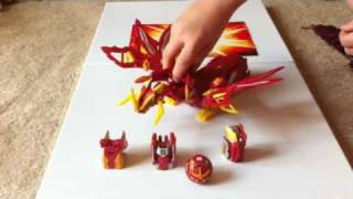 getlinkyoutube.com-Ultimate Weapon Dragonoid Collossus