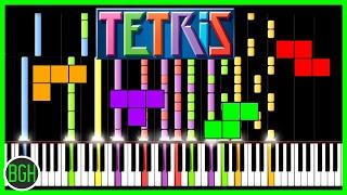 getlinkyoutube.com-IMPOSSIBLE REMIX - Tetris Theme A