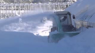 getlinkyoutube.com-Snow removal 除雪