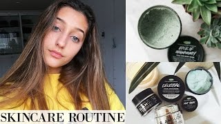 HOW TO GET CLEAR SKIN AND GET RID OF YOUR ACNE | Skincare Routine