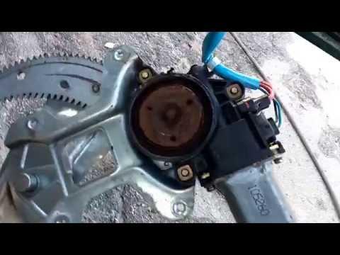 Замена стклоподьемника Honda Cr-v rd1