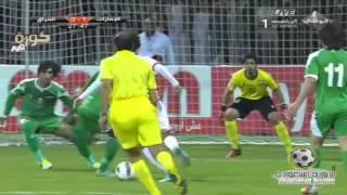 getlinkyoutube.com-الامارات والعراق 2-1- ملخص المباراة  - نهائي خليجي 21