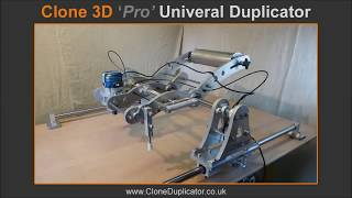 getlinkyoutube.com-Clone 3D Pro Universal Router Duplicator.