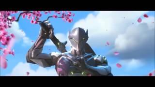 getlinkyoutube.com-Overwatch AMV - Superhero
