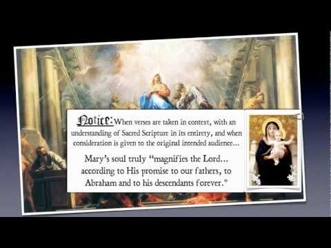 THE BEST: Mary and Scripture: MUST SEE