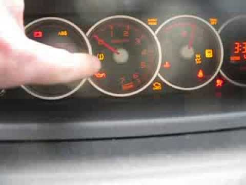 How to Reset the tire pressure warning on a Scion xB