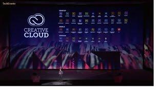 getlinkyoutube.com-Adobe MAX 2015 Creativity Conference Keynote day 1 full