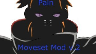 getlinkyoutube.com-NUNSR - Pain Moveset Mod v.2