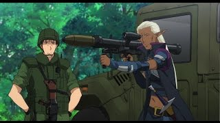 getlinkyoutube.com-Top 8 Military Anime - Should Watch