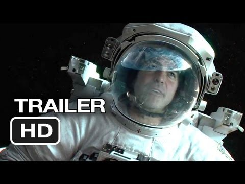 Gravity Teaser Trailer (2013) - George Clooney Movie HD