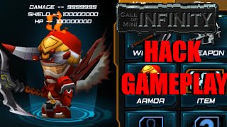 getlinkyoutube.com-[Call of Mini Infinity]xAx-Hack Game-play