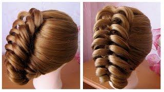 ★ Tuto coiffure simple cheveux long ★ Coiffure facile a faire soi meme