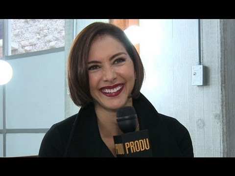 Andrea López, actriz colombiana que hace de mala en la novela 'El secretario' de Caracol