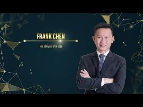 Interview with Frank Chen, BR Metals Founder & New Entrepreneur of the Year Award 2019 Winner