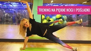 getlinkyoutube.com-Trening na piękne nogi i pośladki   Codziennie Fit