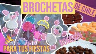 getlinkyoutube.com-Brochetas de chile - Brochetas de bombon ❤