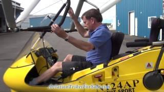 getlinkyoutube.com-Special Light Sport Trike for Sale