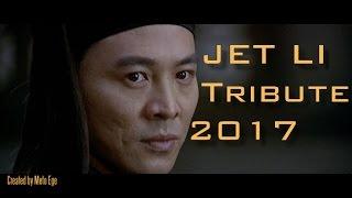 Jet Li - Tribute ᴴᴰ 2017