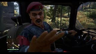 getlinkyoutube.com-Far Cry 4 - Buzzer Vehicle Takedown