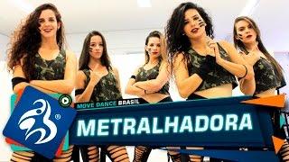 getlinkyoutube.com-Vingadora - Metralhadora - Move Dance Brasil - Coreografia