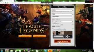 getlinkyoutube.com-Como Baixar e instalar League of Legends [2015] !!!