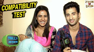 getlinkyoutube.com-Interview: Twinkle And Kunj's Compatibility Test | Tashan-e-Ishq | Zee Tv
