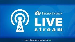 Sabbath Worship at Atlanta Berean - March 25, 2017