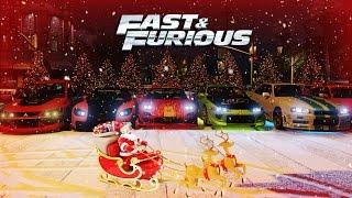 getlinkyoutube.com-GTA 5 - A Fast and Furious Christmas