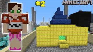 getlinkyoutube.com-Minecraft - City - GOLDEN HOUSE CHALLENGE [2]