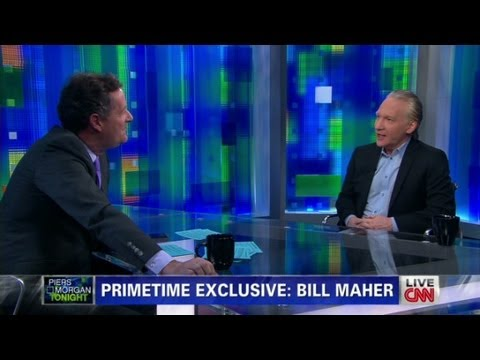Bill Maher, Rick Santorum