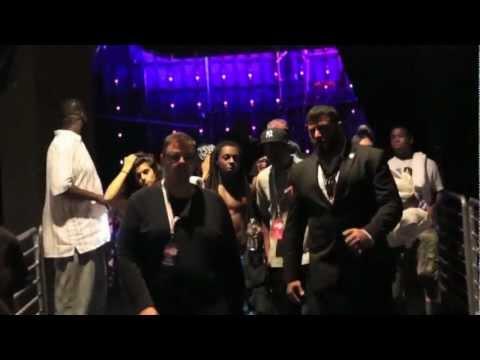 YMCMB In Las Vegas 2012 iHeartRadio Music Festival