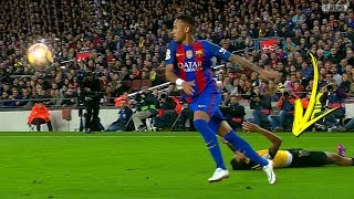 getlinkyoutube.com-Neymar Jr ● Magic Sombrero Skills | HD Pt.1