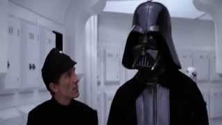 Darth Vader Voiced By Schwarzenegger