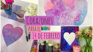 getlinkyoutube.com-Corazones para día del amor y la amistad | Dani Hoyos Art