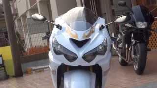 getlinkyoutube.com-BEETJAPAN Evolutionサウンドを聞け 2014 ZX-14R Ninja 世界最強 サウンドを聞け ZZR1400 Kawasaki Ninja ZX-14