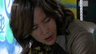 getlinkyoutube.com-The first kiss scene between Moon Geun Young & Jang Geun Suk [Eng Sub]