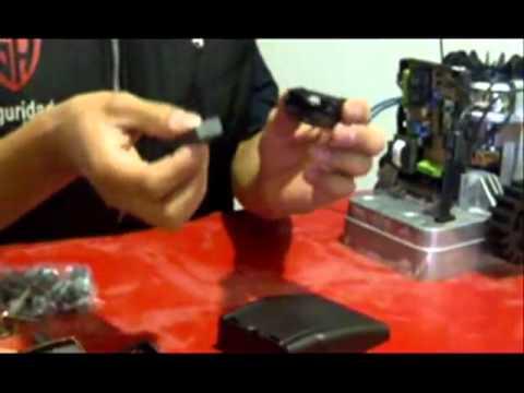 RCG, Portones automaticos Video tutorial . Instalelo Ud. mismo ! Paso a paso le mostramos como